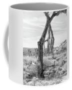 Falling Joshua Tree Branch Coffee Mug