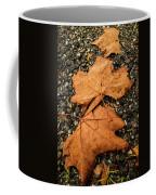 Falling Leafs Coffee Mug