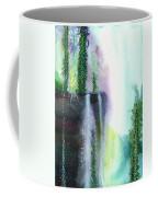 Falling Waters 1 Coffee Mug by Anil Nene