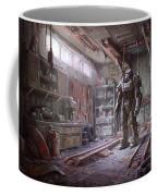 Fallout 4 Armour Coffee Mug