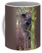 Fallow Deer Fawn Coffee Mug