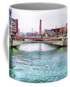 Fallswalk And Shot Tower Coffee Mug