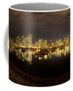 False Creek At Night Coffee Mug