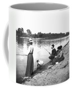 Family Fishiong Coffee Mug
