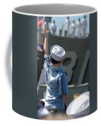 Family Members Welcome Home The Sailors Coffee Mug