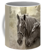 Family Ties Coffee Mug by Evelina Kremsdorf