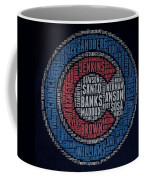 Famous Chicago Cubs Coffee Mug