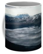 Famous Mountain Askja In Iceland Coffee Mug