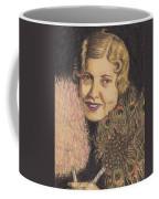 Fan Dance Coffee Mug