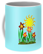 Fanciful Flowers Coffee Mug