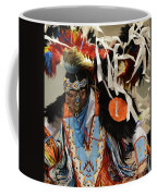 Pow Wow Fancy Dancer 1 Coffee Mug