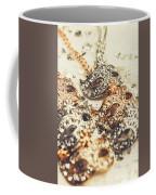 Fancy Dress Timepieces Coffee Mug