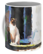 Fancy Free Coffee Mug
