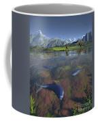 Fanged Enchodus Predatory Fish Coffee Mug by Walter Myers