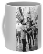 Fanning The Sex Kittens Coffee Mug
