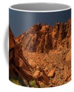 Fantastic Landscape Valley Of Fire Coffee Mug