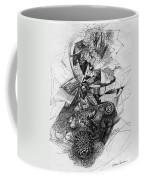 Fantasy Drawing 2 Coffee Mug
