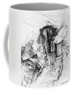 Fantasy Drawing 3 Coffee Mug