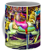 Fantasy Fair Horse Ride Coffee Mug