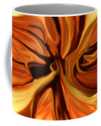 Fantasy In Orange Coffee Mug