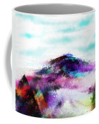 Fantasy Mountain Coffee Mug