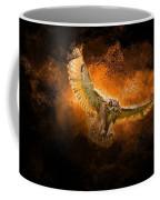 Fantasy Owl Coffee Mug