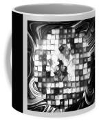 Fantasy Tiles Abstract Coffee Mug