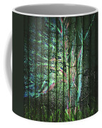 Fantasy Tree On Bamboo Coffee Mug