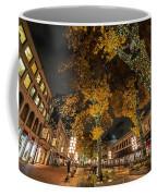 Fanueil Hall Boston Ma Autumn Foliage Coffee Mug
