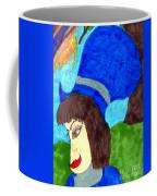 Far Away Thoughts Coffee Mug