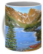 Far From La, 16x20, Oil, '08 Coffee Mug