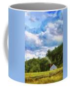 Farm - Barn - Home On The Range II  Coffee Mug