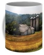 Farm - Barn - Home On The Range Coffee Mug