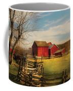 Farm - Barn - I Bought The Farm Coffee Mug