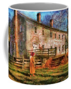 Farm - Farmer - There Was An Old Lady Coffee Mug