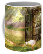 Farm - Geese -  Birds Of A Feather Coffee Mug