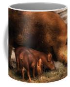 Farm - Pig - Family Bonds Coffee Mug
