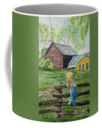 Farm Boy Coffee Mug