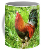 Farm - Chicken - The Rooster Coffee Mug