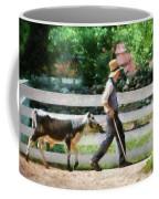 Farm - Cow -the Farmer And The Dell  Coffee Mug