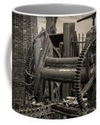 Farm Equipment Art Coffee Mug
