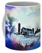 Farm Fantasy Coffee Mug