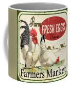 Farm Fresh Eggs-b Coffee Mug