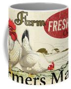 Farm Fresh Eggs-c Coffee Mug
