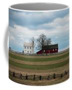 Farm House And Barn Coffee Mug