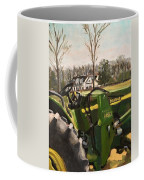 Farm In Chapel Hill Coffee Mug