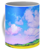 Farm Near San Luis Obispo Coffee Mug