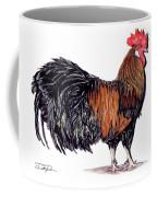 Farm Rooster Coffee Mug