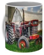 Farm Scene - Painting Coffee Mug
