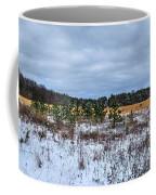 Old Farm Field Li.ny Coffee Mug
